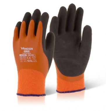 Wondergrip WG338 Thermo Plus Cold Protection Gloves